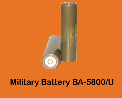 Battery BA5800 for GPS